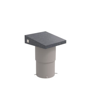Large In-Ground Niche Double Deep